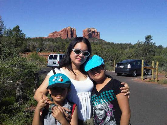 Bell Rock: Mother's Day at Sedona!