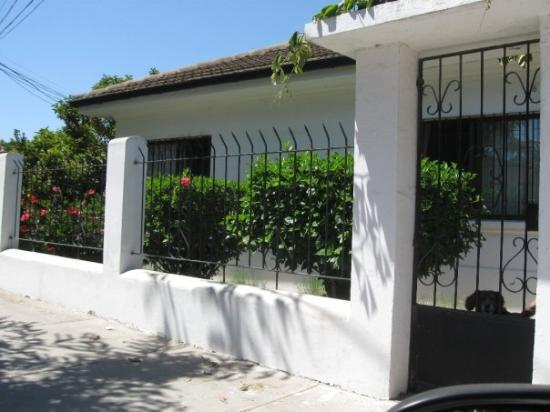 Quillota, Chile: ....llegue a la casa paterna......