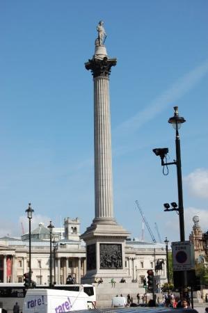 Nelson's Column, Trafalgar Square