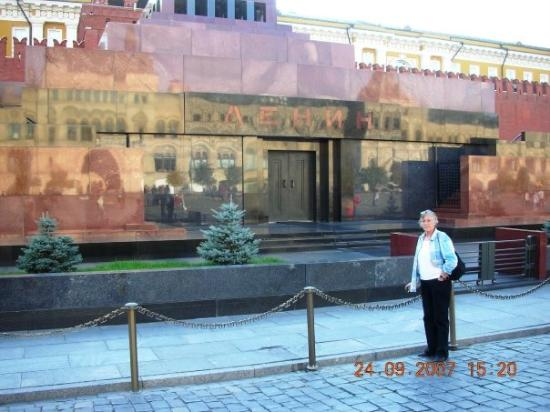 Lenin's Mausoleum: Lenins mausoleum