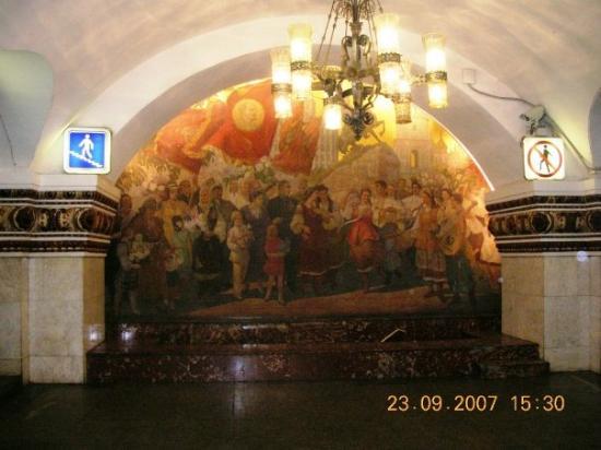 Moskovskiy Metropoliten: Metroen
