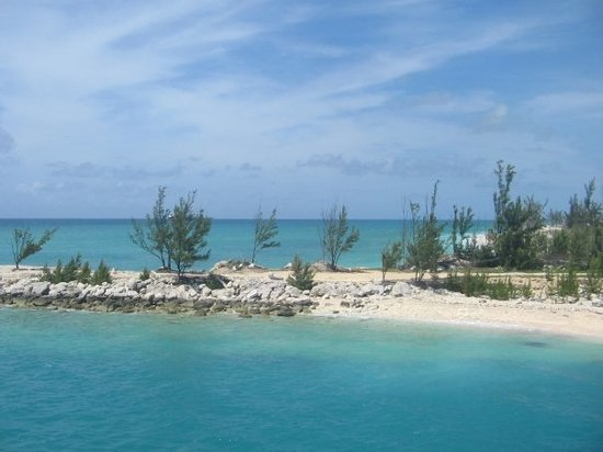 Île de Grand Bahama : restaurants