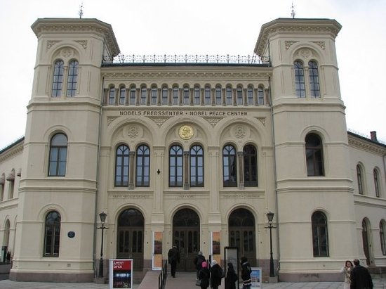 The Nobel Peace Center: Nobel Peace Centre, Oslo