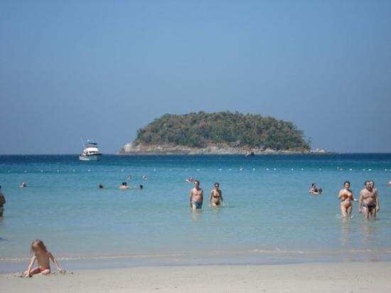 กะทู้, ไทย: Kata Beach - my favourate place to vacation