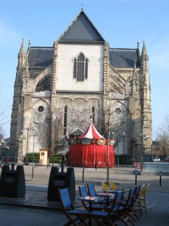 แรนส์, ฝรั่งเศส: Rennes et son carrousel