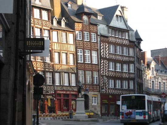แรนส์, ฝรั่งเศส: Rennes