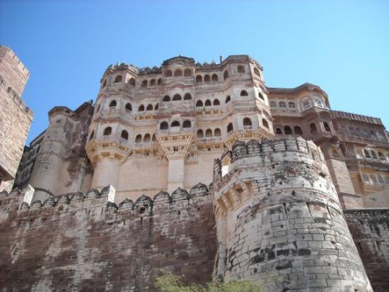 ป้อมเมห์รานการห์: Forteresse de Jodhpur