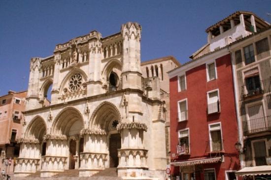 La Catedral de Cuenca ภาพถ่าย