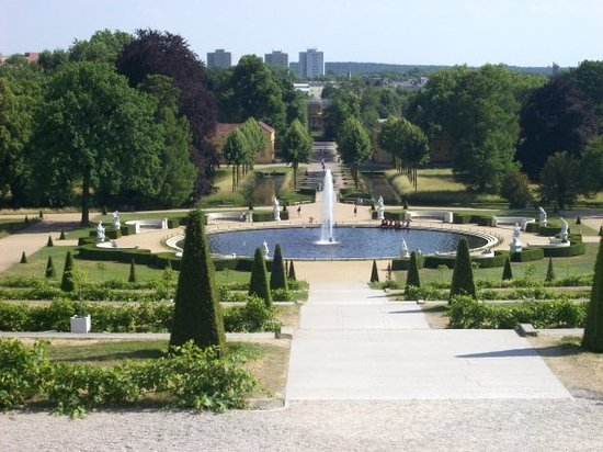 Sanssoucis-parken