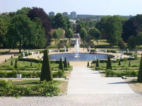 Taman Sanssouci