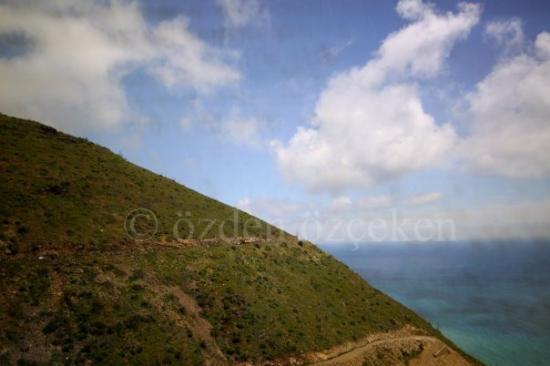 เมร์ซีน, ตุรกี: Yol manzaraları -4  Anamur yolu  24.Nisan.2009