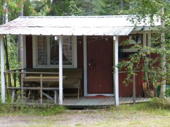 Kuru, Finland: Sauna