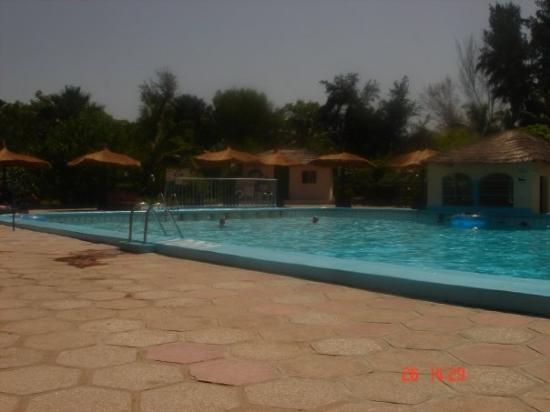 Bakau, แกมเบีย: Swimming Pool (:
