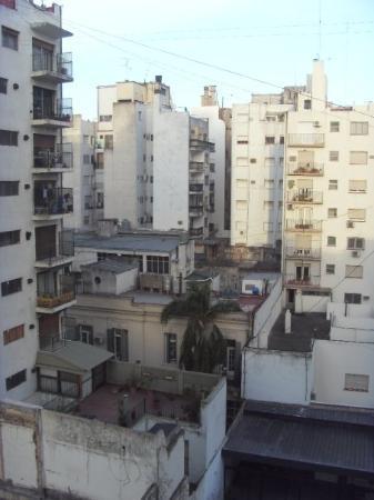 Callao Suites: Arrivée a Buenos aires a 8h du matin