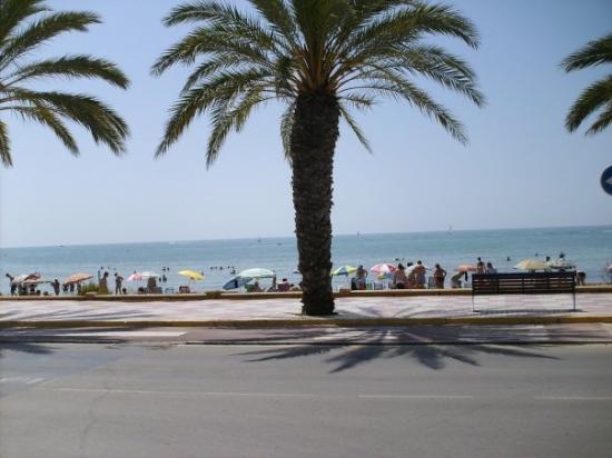 Praia de Santa Pola