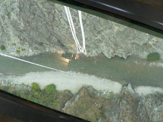 AJ Hackett Bungy New Zealand: Nevis Bungy 440ft