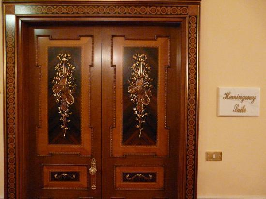 Grand Hotel des Iles Borromées & SPA: la fameuse suite de l'hôtel