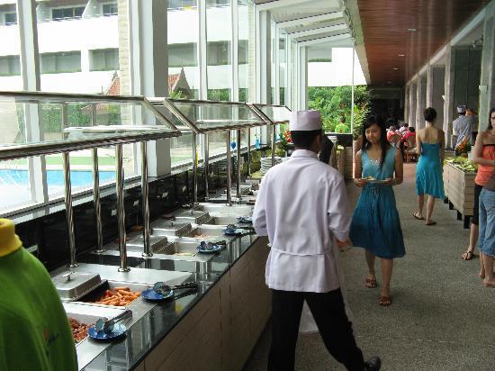 Patong Resort: Good Buffet