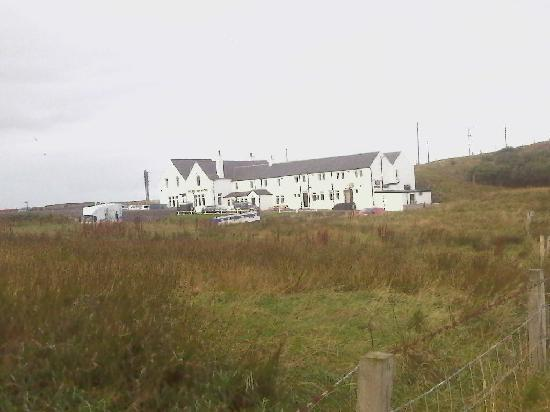 North Uist, UK: The Hotel