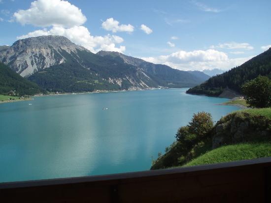 Garni Froy: view from balcony