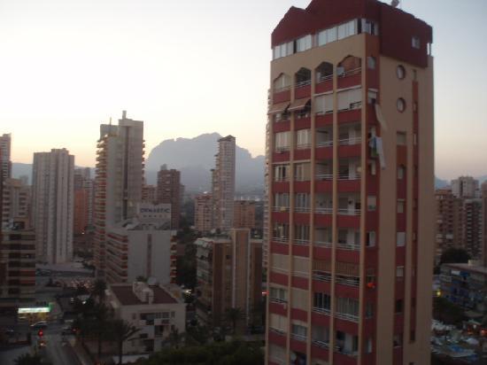 Gala Placidia Hotel: VISTAS DESDE LAS HABITACIONES