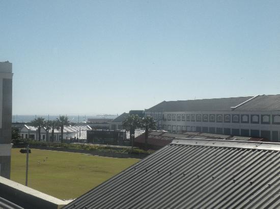 Dock House Boutique Hotel : vista dalla nostra camera