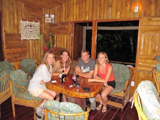 Casita Corcovado: La Jungla