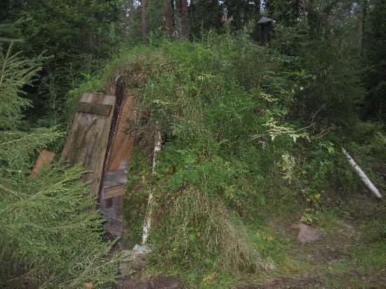 STF Kolarbyn Eco-Lodge: Other eco-style huts