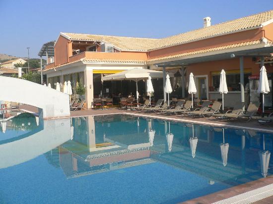 Michelangelo Village Apartment Hotel Reviews Kassiopi Corfu