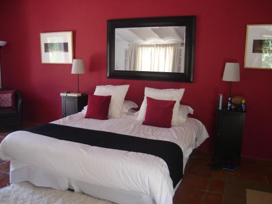 Cerro de los Higos: The bedroom in our cottage