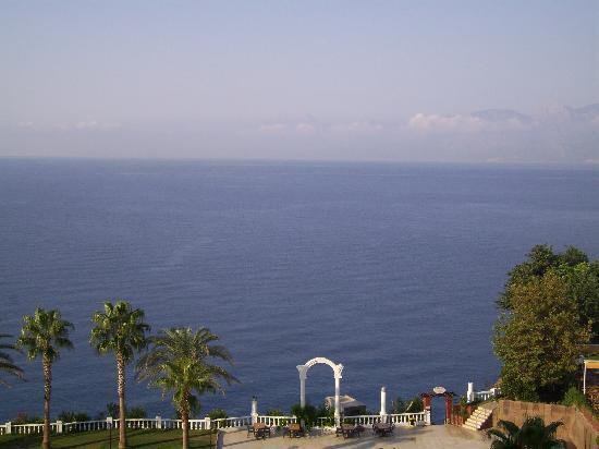 Antalya Adonis Hotel : Vistas desde la habitacion