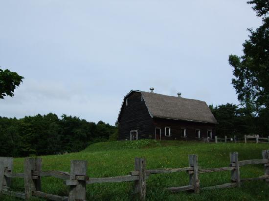 北海道開拓の村, 眺めもよい。