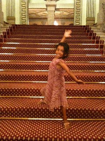 โรงแรมไคโรมาริออทแอนด์โอมาร์เคย์ยามคาสิโน: .. the ball room