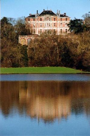 Le Palais Briau : Le Palais qui domine la vallée de la Loire