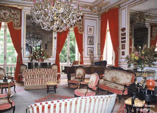 Le Palais Briau: Le Grand Salon