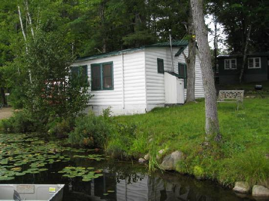The Birch, our cabin - Picture of Hideaway Waterfront