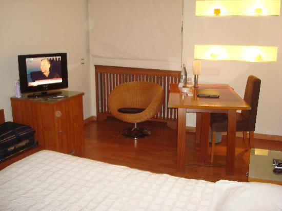Capsis Hotel Thessaloniki : room