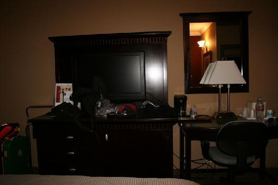 Comfort Inn Near Hollywood Walk of Fame: camera