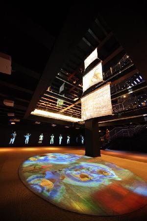 Museo del Caribe- Primer Museo regional de Colombia, ubicado en Barranquilla.