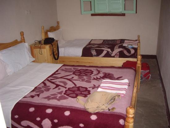 Hotel Izlane: Nuestra habitación