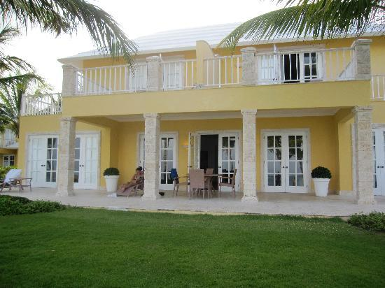 Tortuga Bay, Puntacana Resort & Club: ocean front villa 6151