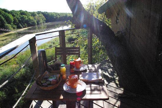Champrond-en-Gatine, France: Petit déjeuner