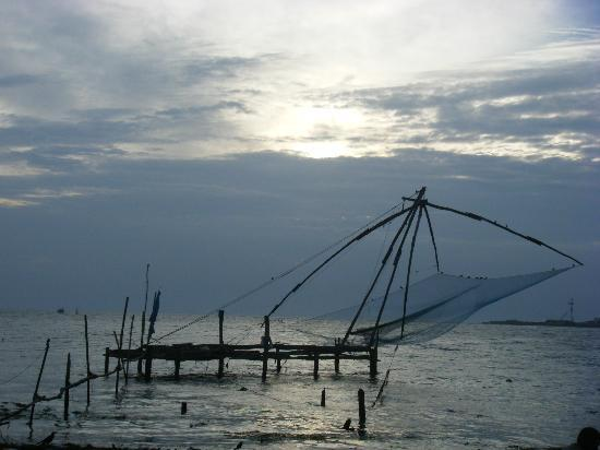 Casa Mia Homestay : The chinese fishing nets