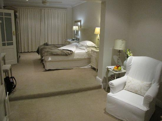 Leisure Isle Lodge: chambre