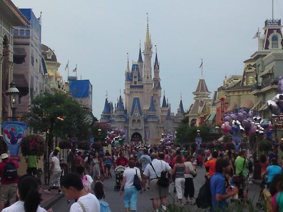 Disney's Animal Kingdom Lodge: Magic Kingdom