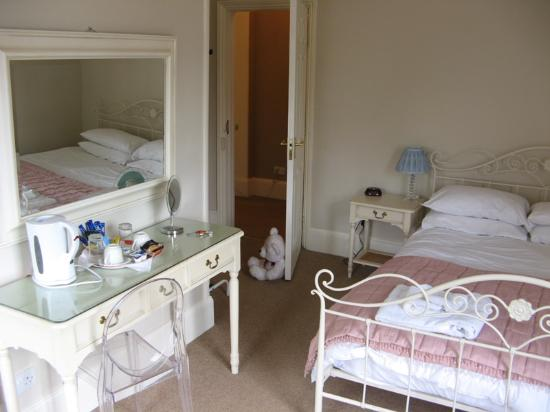 The Old Rectory: 2 - the room