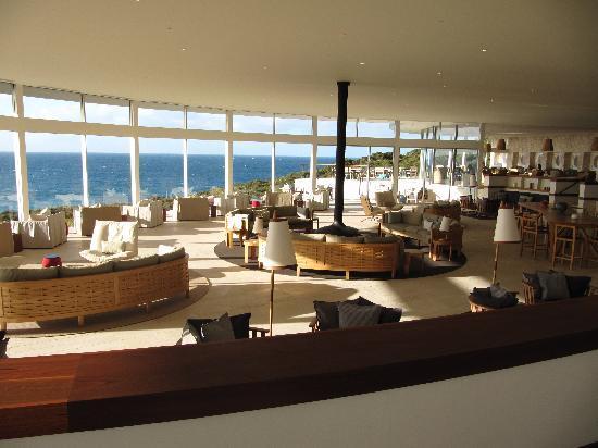 Southern Ocean Lodge : La vista mozzafiato