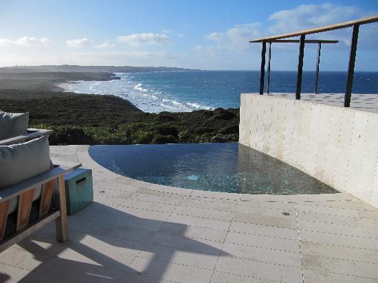 Southern Ocean Lodge: Un po' di relax...