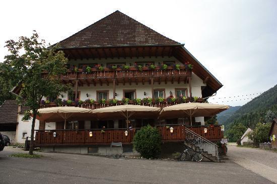 Landgasthaus Grüner Baum: El hotel