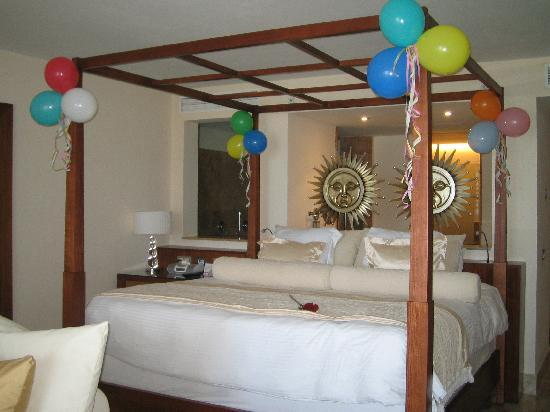 Excellence Playa Mujeres: Beautifully decorated